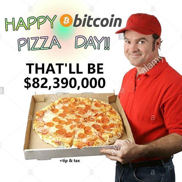 HAPPY #BTC PIZZA DAY! #crypto #cryptocurrency #blockchain ...