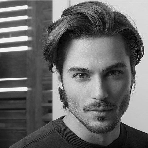 Top 100 Best Medium Haircuts For Men Most Versatile Length Medium Hair Styles Medium Length Hair Men Mens Haircuts Medium