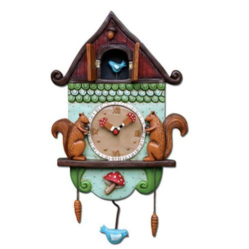 Cuckoo Bird Clock Allen Designs (Clock Does Not Cuckoo) by Allen Studio Designs, http://www.amazon.com/dp/B003ABJIW2/ref=cm_sw_r_pi_dp_GWz2pb1T4HTCD
