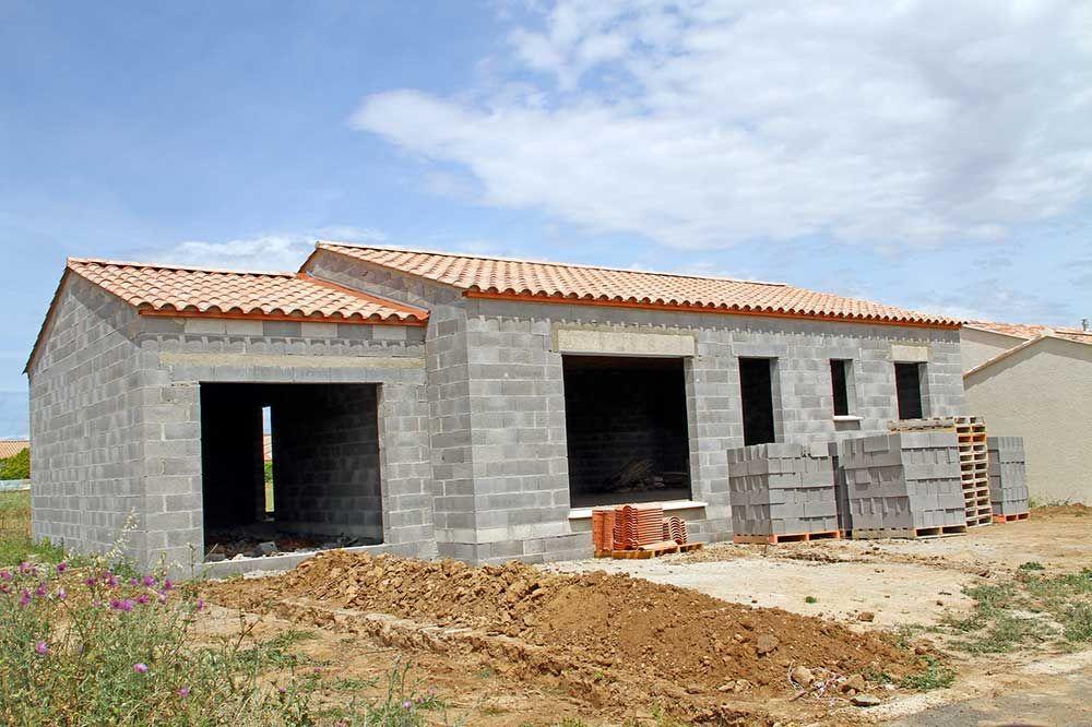 Prix d'une entreprise de gros œuvre | Prix construction maison, Construction maison et Maison