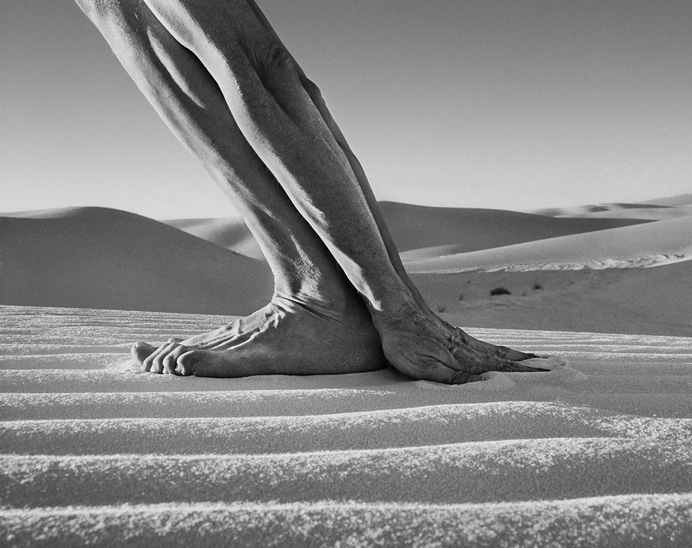 Photographer Arno Rafael Minkkinen Seamlessly Integrates His Body With The Natural World Surrealism Photography Arno Surrealism