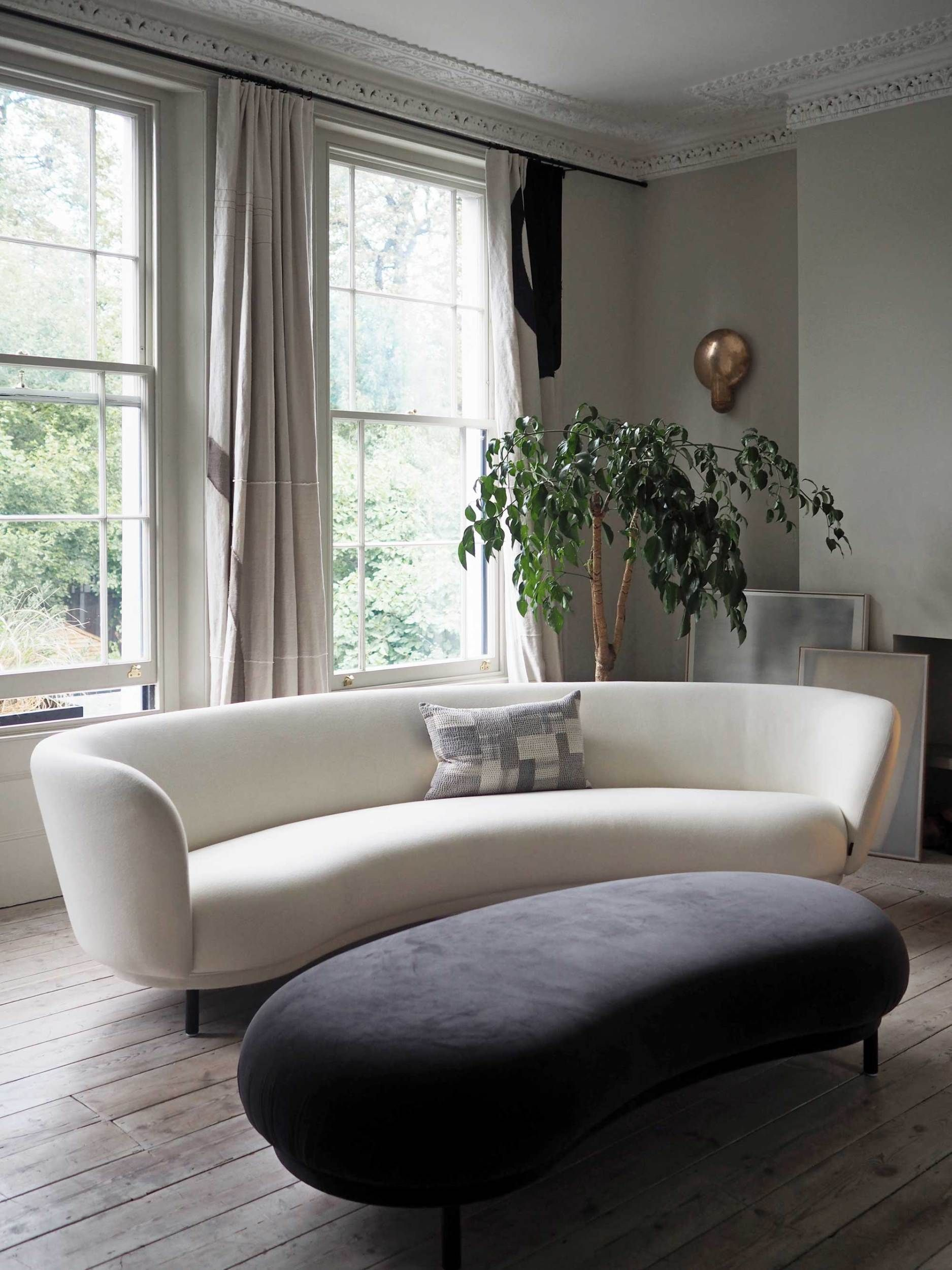 Home tour an elegant calming house in london these four walls blog also pinterest tours and rh