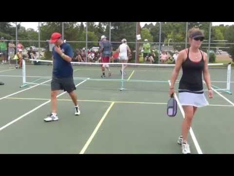 Doubles Pickleball Strategy 101 How To Play Smart Pickleball Ten Tips Youtube How To Play Tennis Tennis Drills Tennis