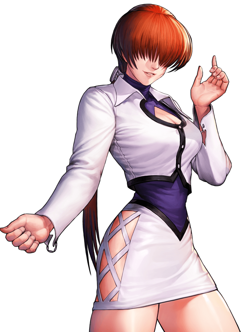 Shermie Chris Kof Snk King Of Fighters Shermie