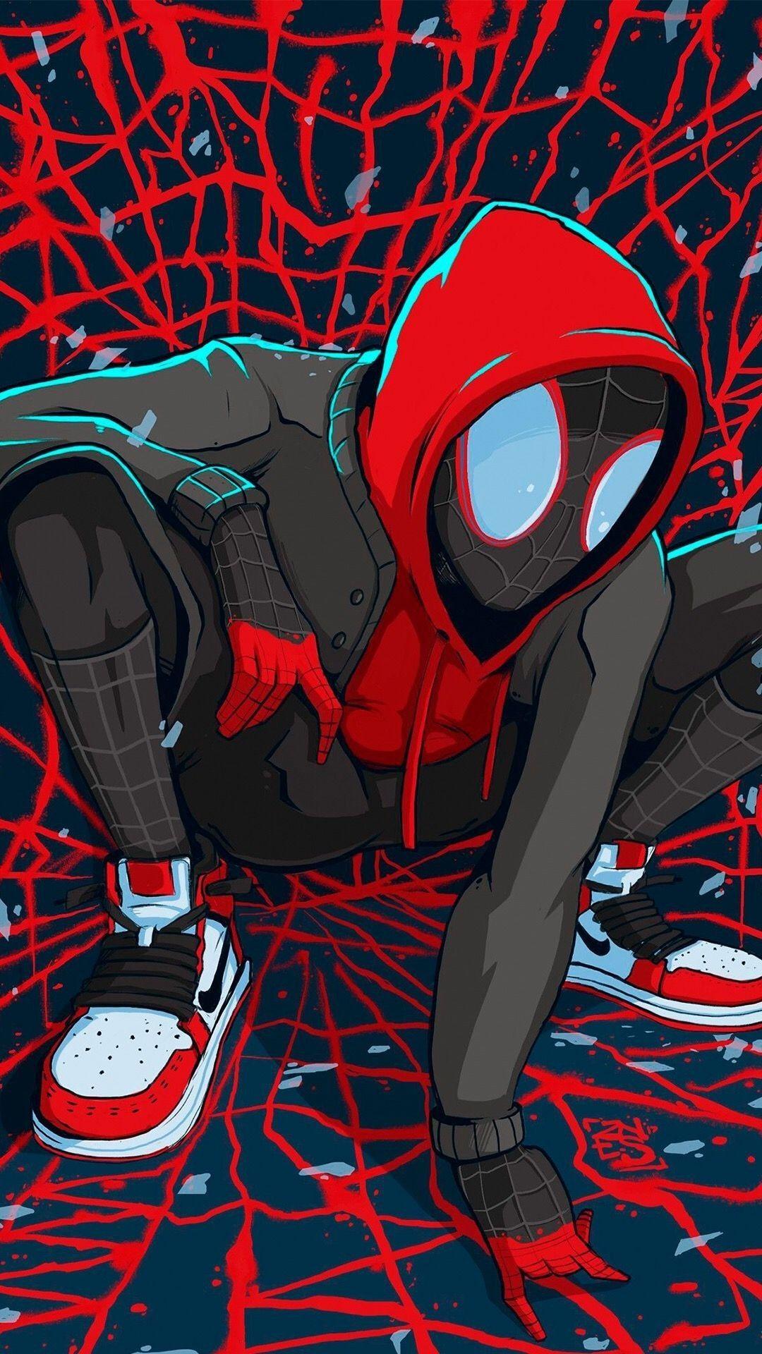 Pin By Nakia Campbell On Marvel At The Superhuman Spiderman Art Spiderman Artwork Superhero Wallpaper