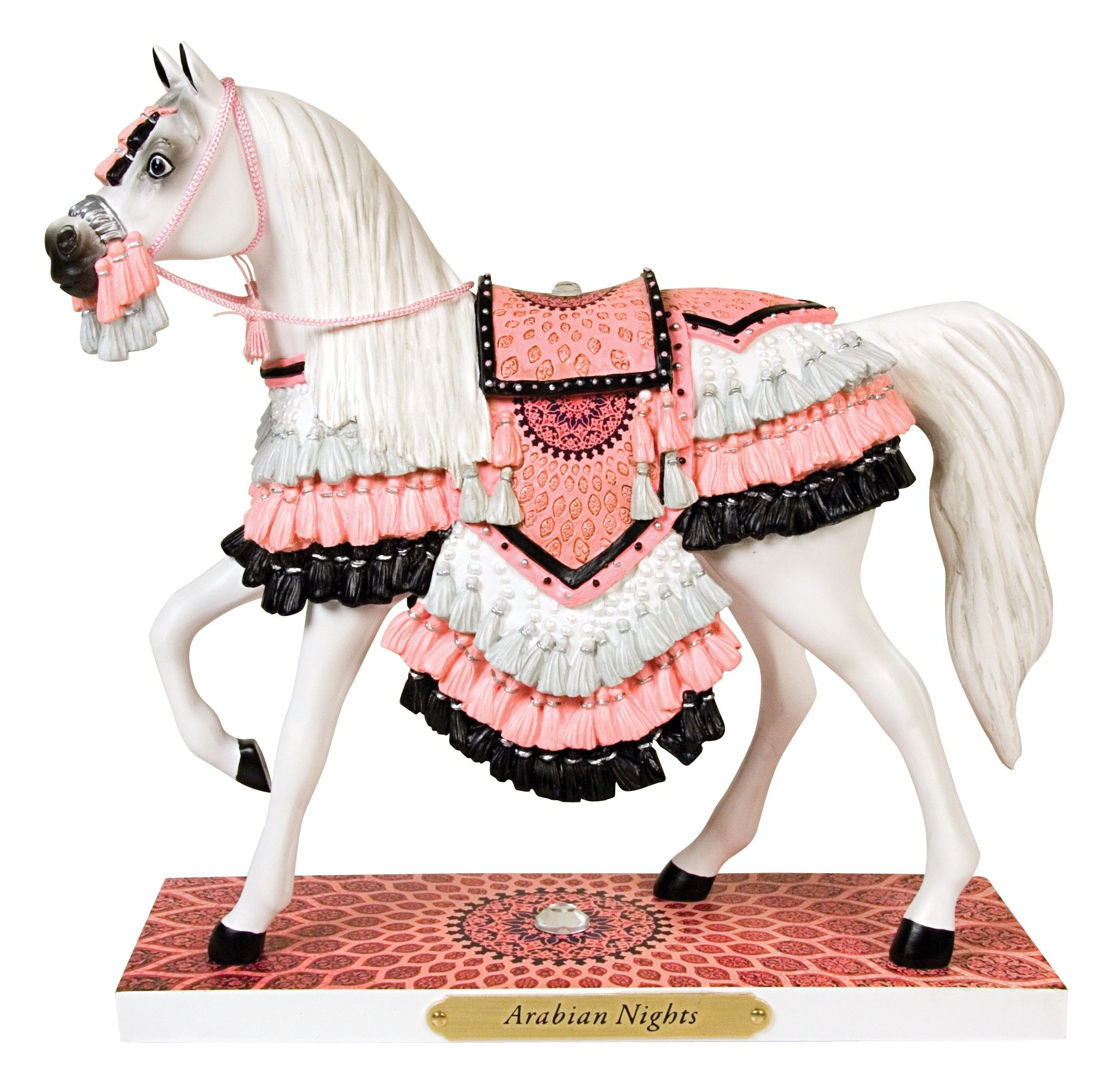 trail of painted ponies figurines   The Trail of Painted Ponies - Arabian Nights - Retired Figurines ...