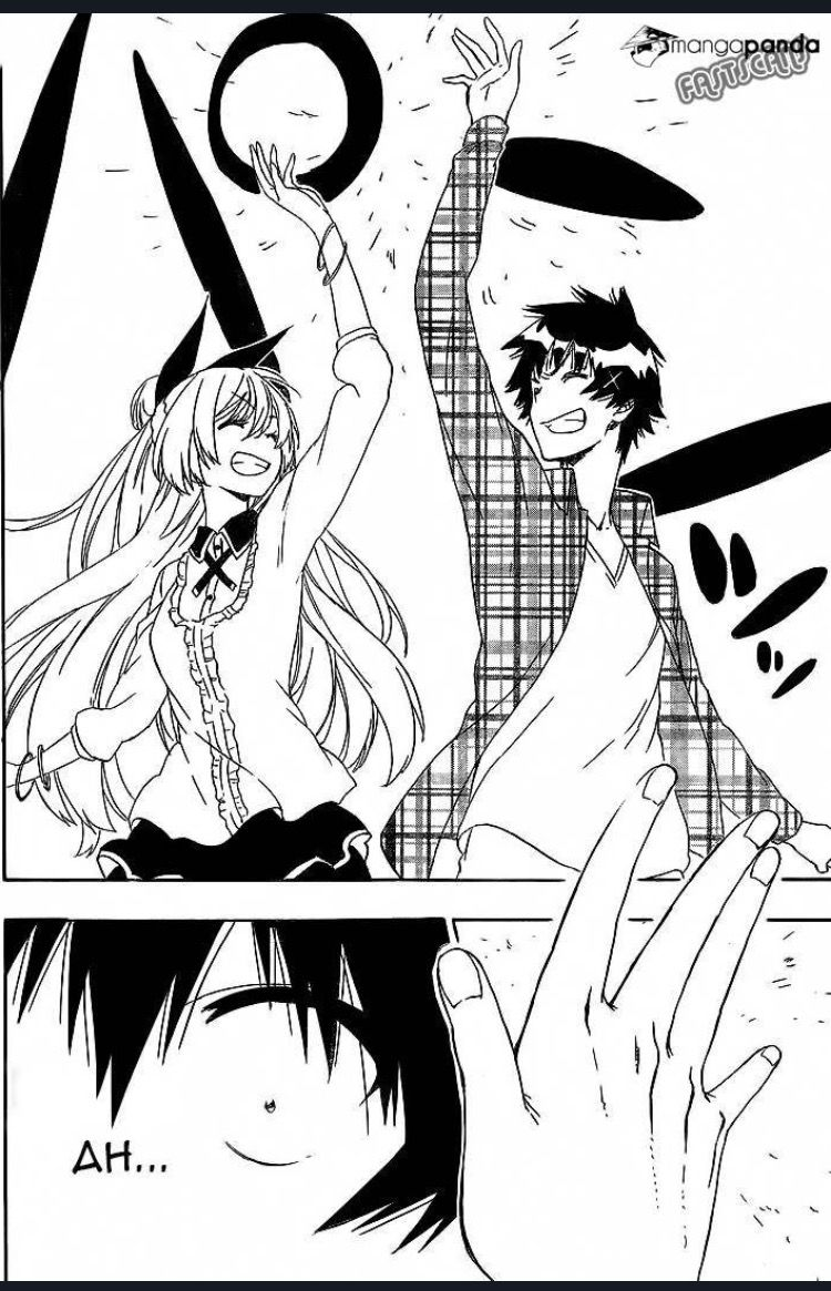 Pin by Waka on False love ニセコイ Nisekoi, Nisekoi manga