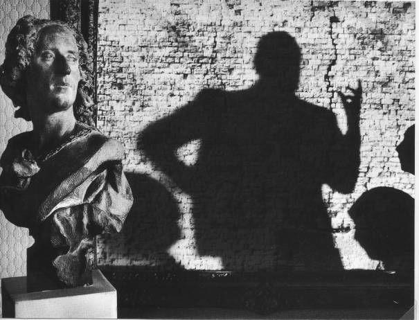 Gilbert Garcin Artiste   Le sémiologue ou Les symptômes d'un savoir