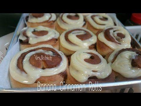 Resep Roti Cinnamon Rolls Cinnamon Rolls Food Roti