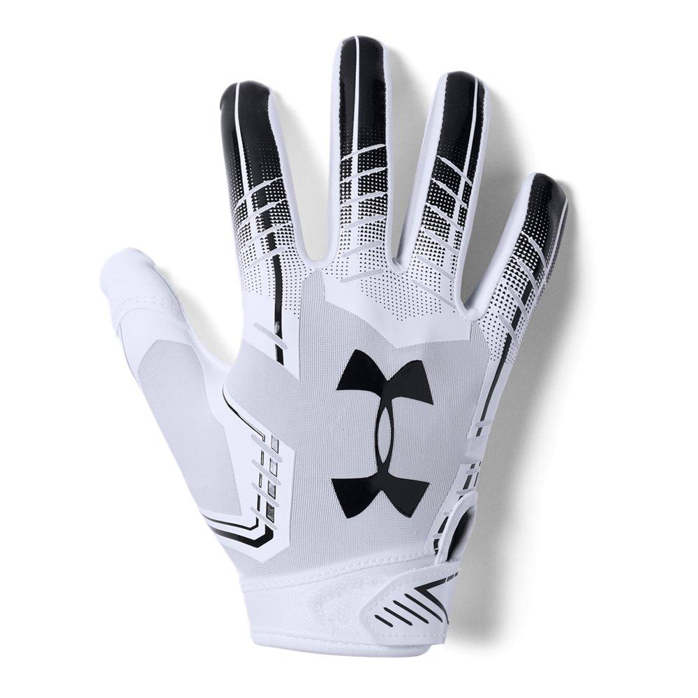 Boys ua f6 football gloves under armour us in 2020