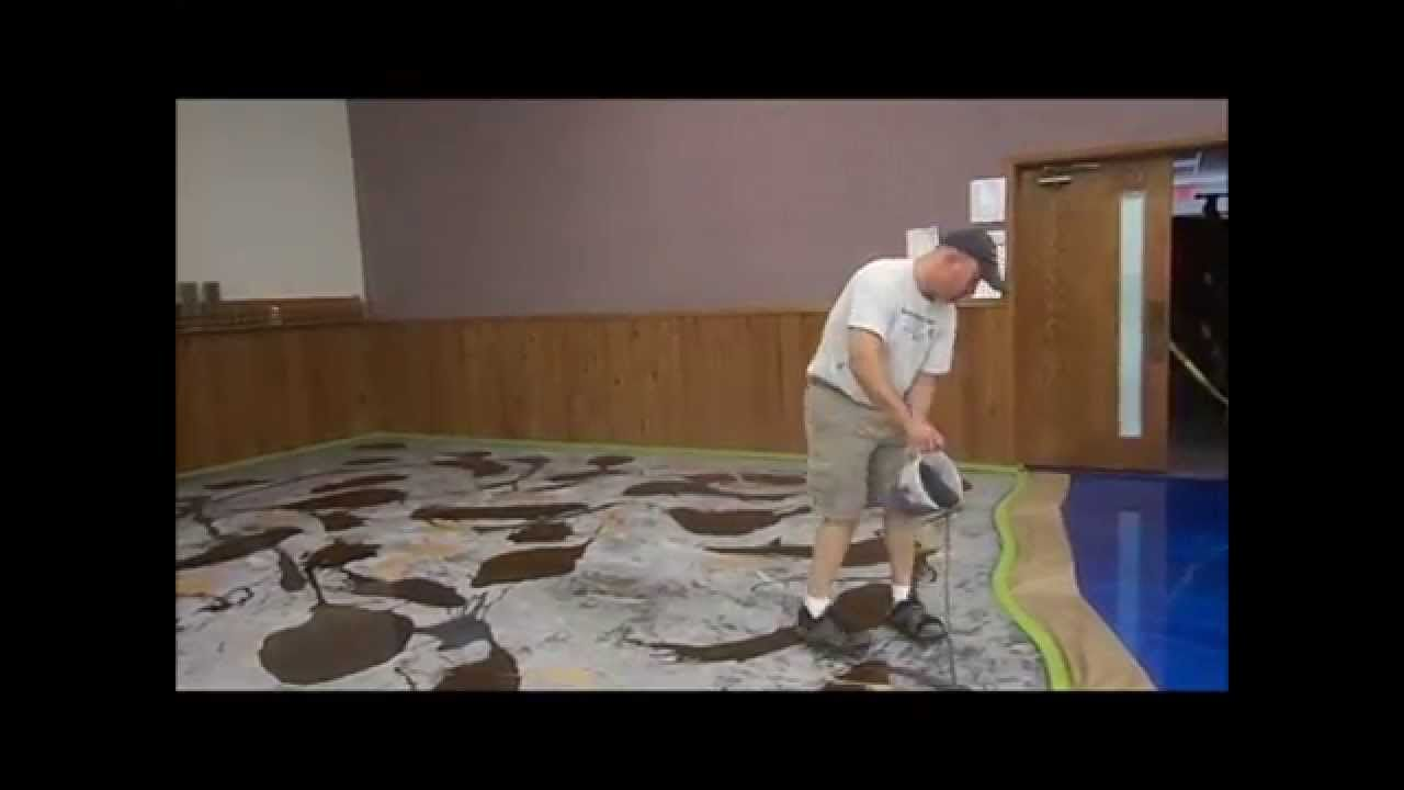 Metallic Marble Designer Epoxy - How To | Stuff To Buy | Pinterest