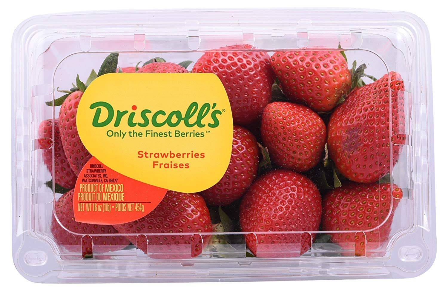 Driscoll Berry Strawberry Conventional 16 Ounce Amazon Prime Now Grocery Gourmet Food Food Gourmet Recipes Strawberry