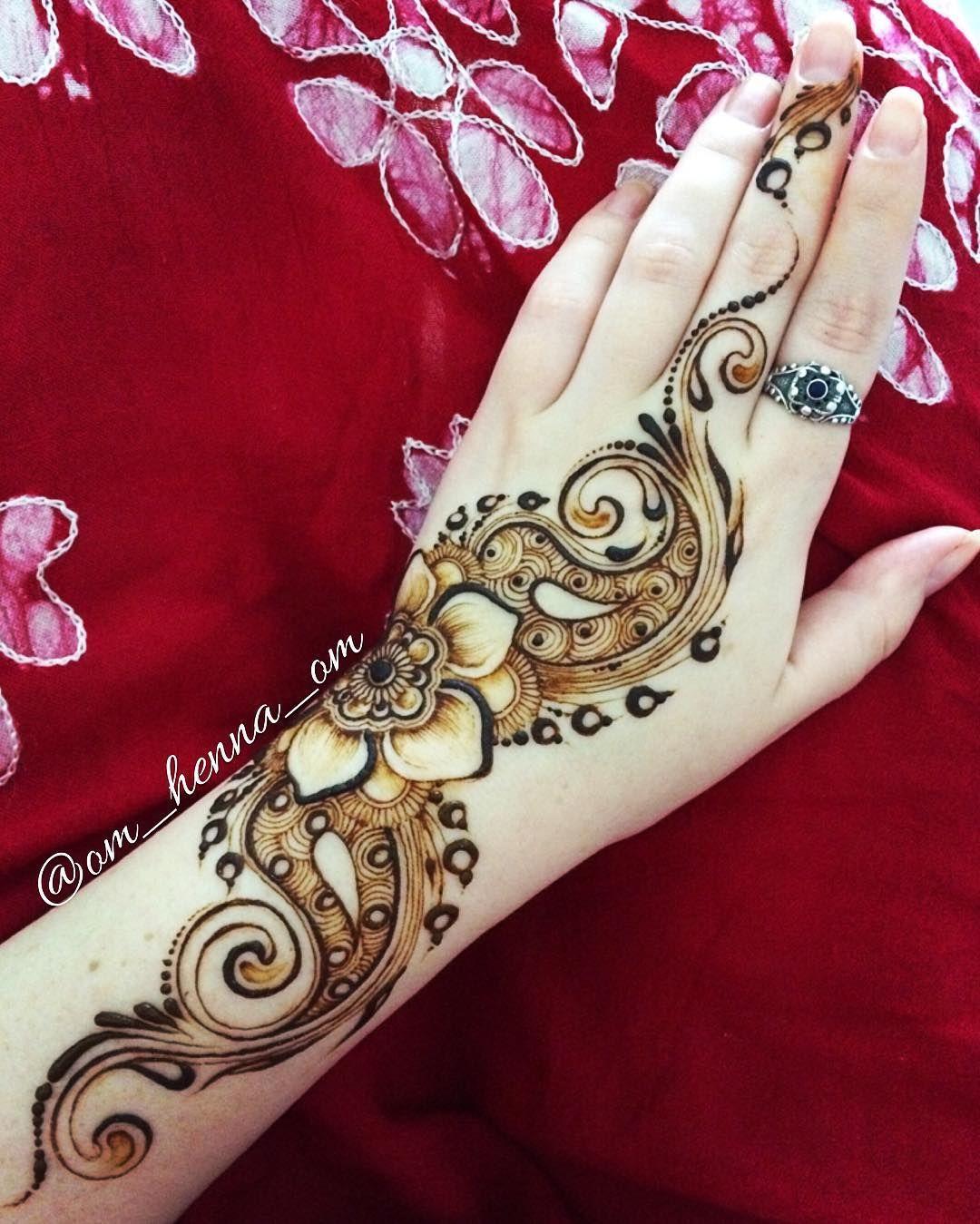 24 Henna Tattoos By Rachel Goldman You Must See: Pin By Navya Goyal On Mehendi Designs ️