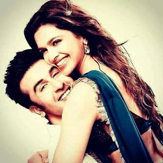 Ranbir Kapoor And Deepika Padukone Bollywood Couples Bollywood Celebrities Bollywood Actors