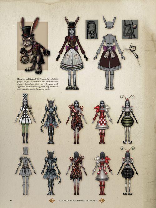 (3) alice madness returns | Tumblr | Alice madness art in ...