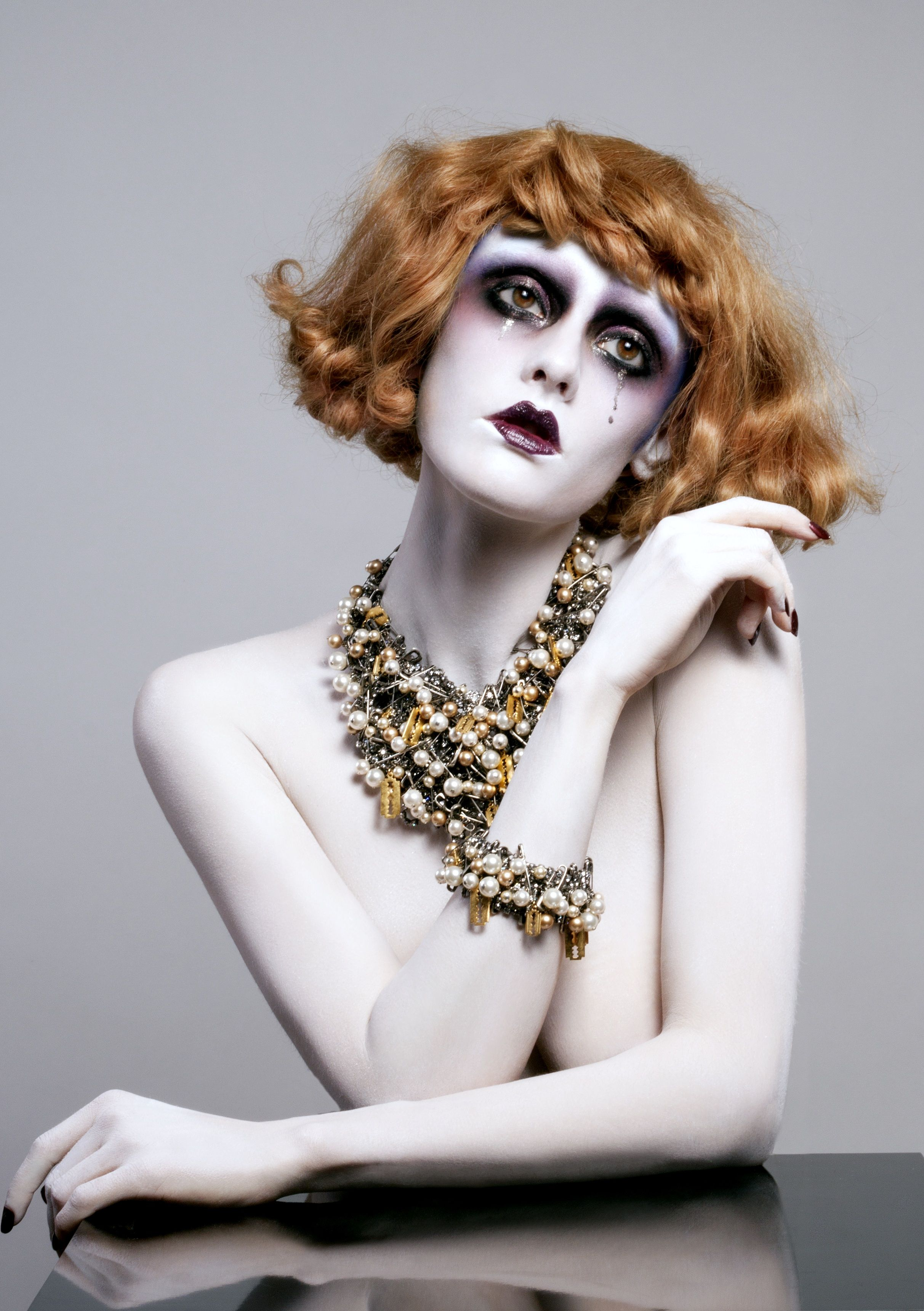 Photo Oriana Layendecker Makeup Roshar Model Jennifer