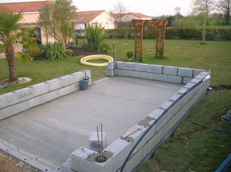 Prix D Un Garage En Dur Abri De Jardin Parpaing L Gant Construire Un Garage Parpaing Construction Garage