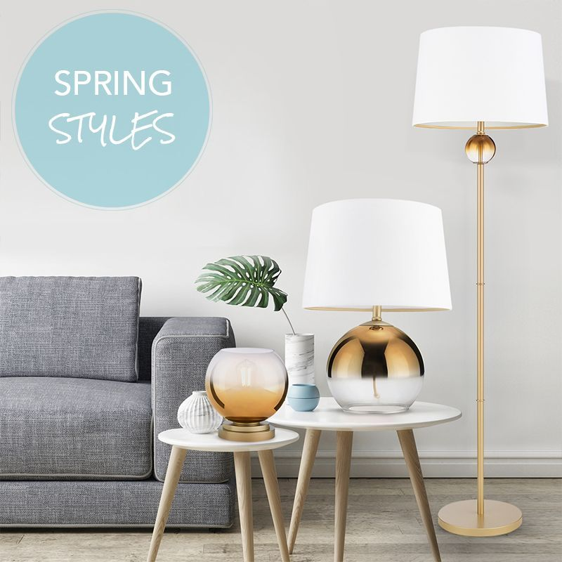 Turn a new leaf this spring with some lovely new décor