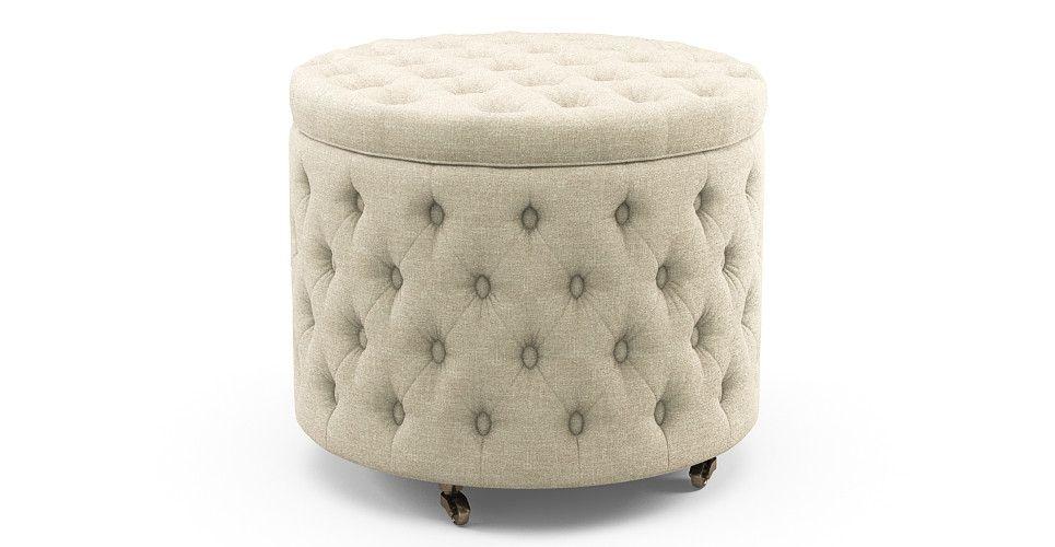 Cool Stephanie Small Storage Ottoman Brosa Selection Ottoman Creativecarmelina Interior Chair Design Creativecarmelinacom