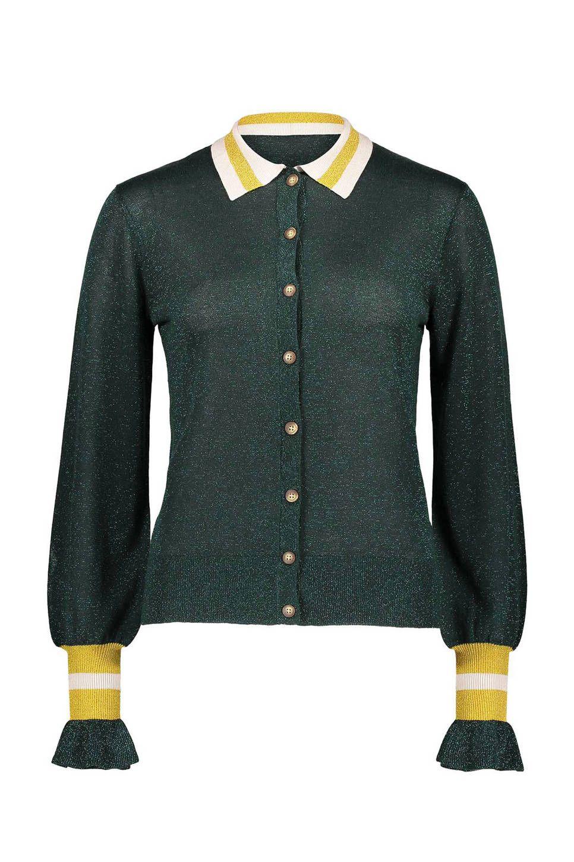 f4bb934d78e Sissy-Boy blouse met lurex | Dames fashion - Blouse, Sissy boy en ...