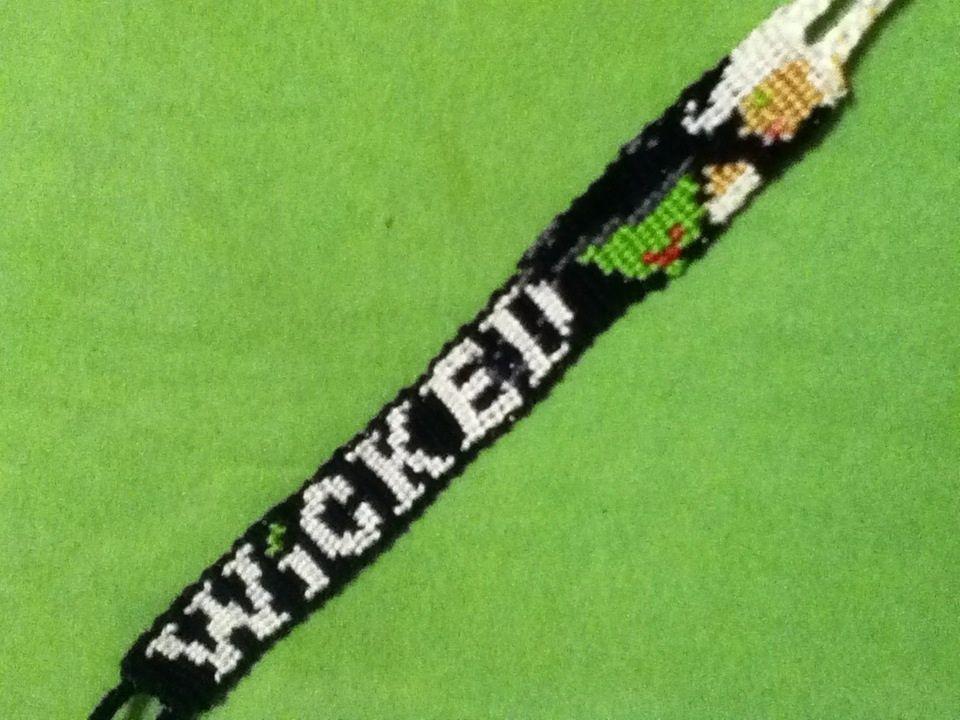 Alpha friendship bracelet pattern 9737 friendship