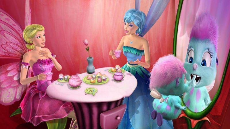 Barbie Fairytopia Elina And Azura Barbie Fairytopia Barbie