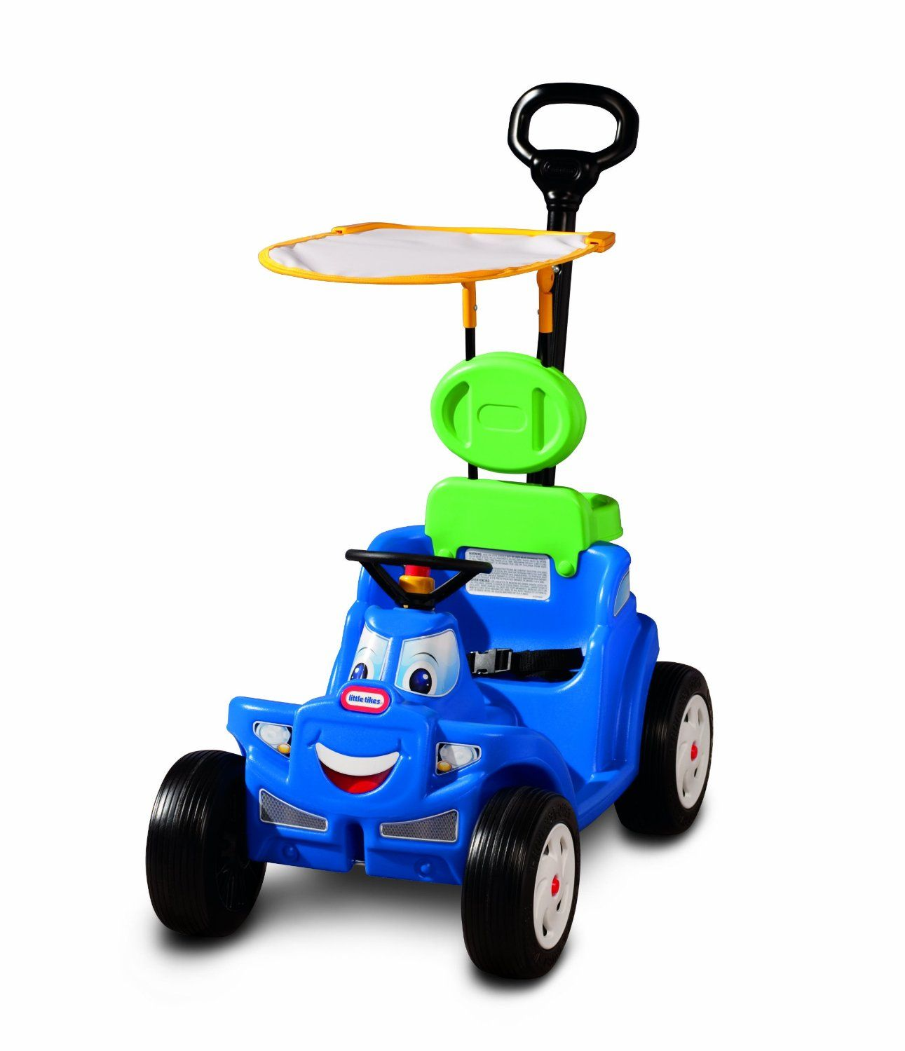 Amazon Little Tikes Deluxe 2 in 1 Cozy Roadster Toys & Games