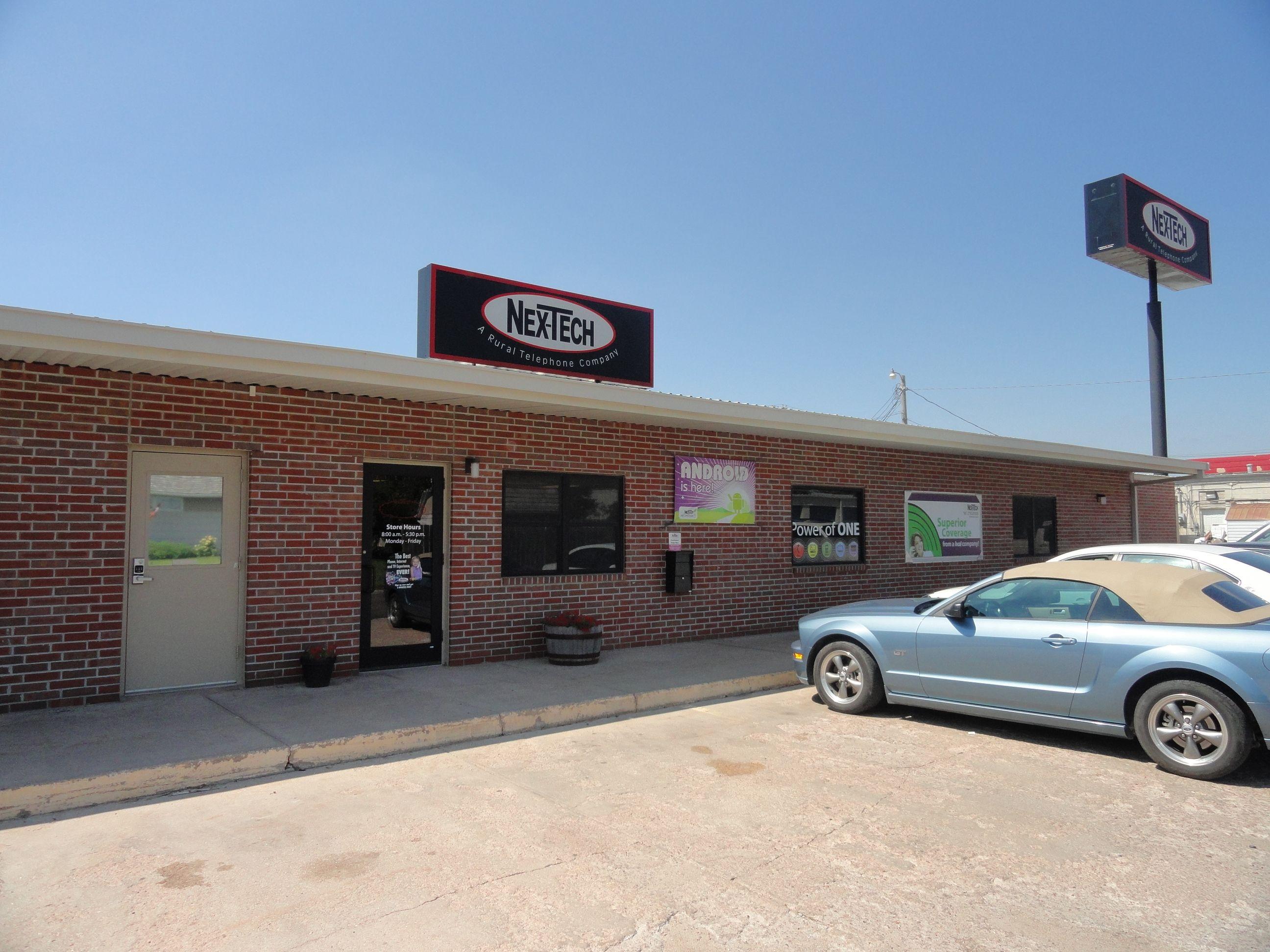 NexTech in Smith Center, KS. Garage doors, Home decor