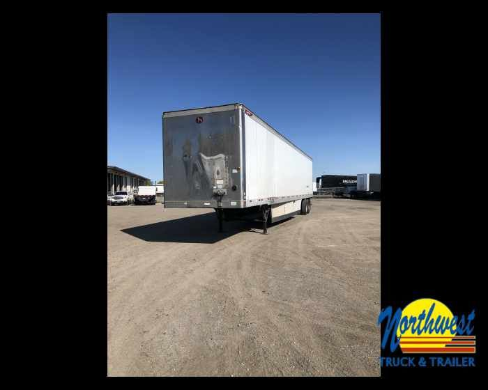 Pin By Wallwork Truck Center On Dry Van Great Dane Trailers