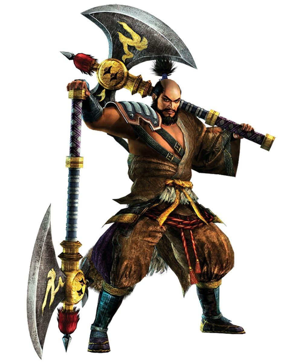 Warriors Orochi 3 Ultimate Rare Weapons: Samurai Warriors Kenshin 5th Weapon