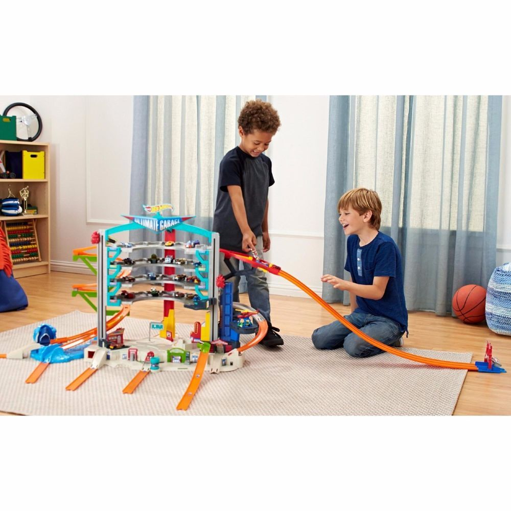 Hot Wheels Track Builder System Power Booster Kit Dgd30 Hot