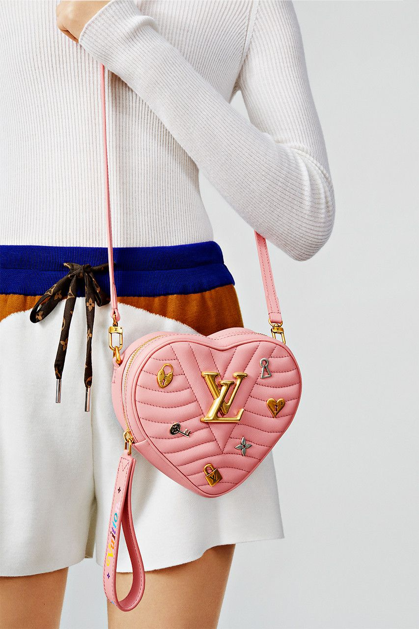 e2ed1559ffba90 We're in Love With Louis Vuitton's Heart-Shaped
