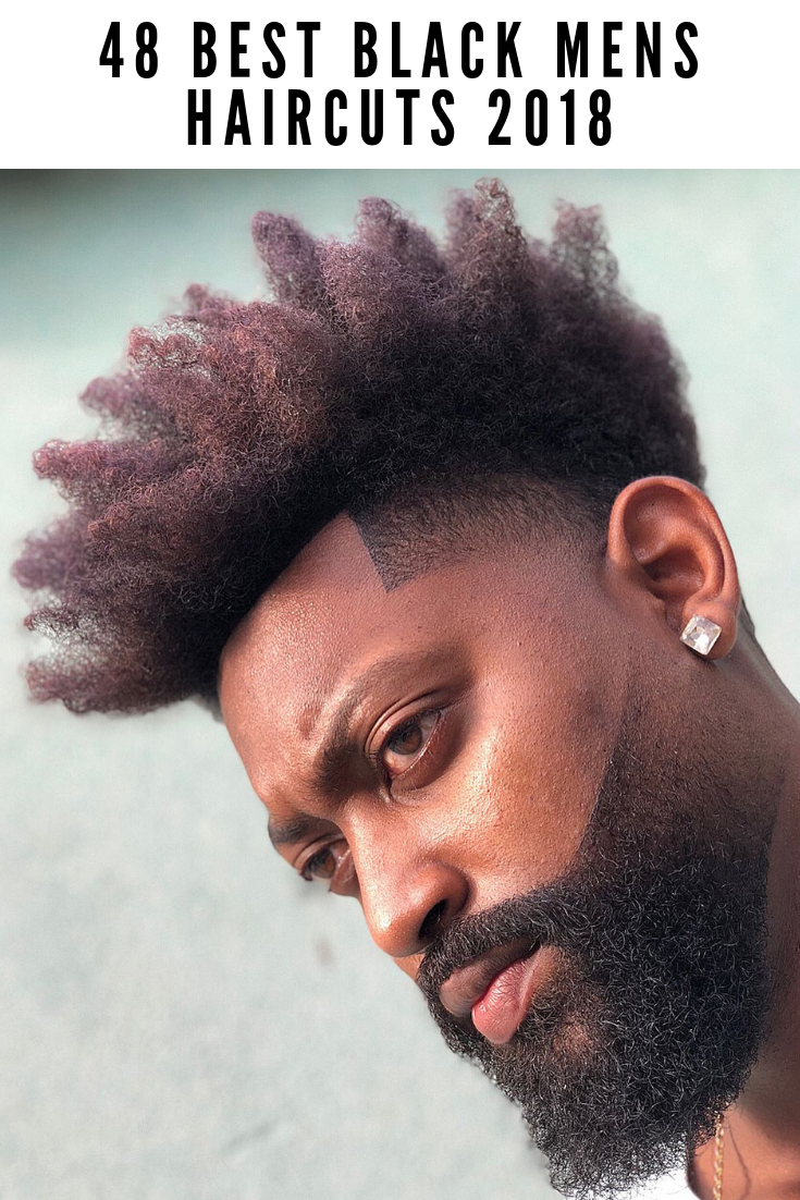 48 Freshest Black Mens Haircuts 2018 Updated Gallery Incskin Fades