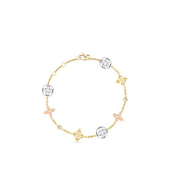 49848f3141c5 Discover Louis Vuitton Idylle Blossom bracelet