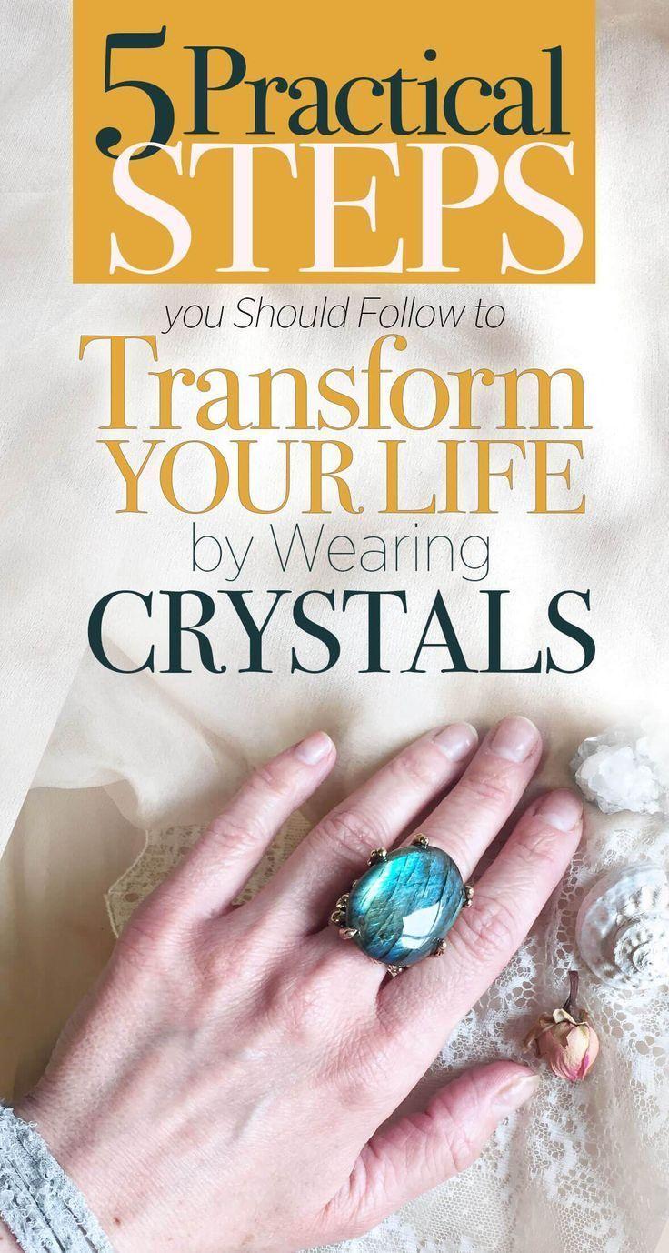 how to wear chakra stones