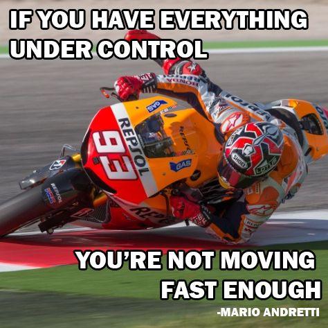 Motogp Marc Marquez Repsol Honda Hrc Motorcycle Humor Biker Quotes Motorcycle Quotes