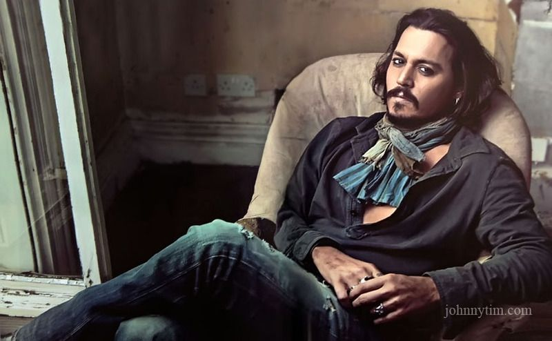 Johnny Depp Photoshoot 2010 With Images Johnny Depp Pictures