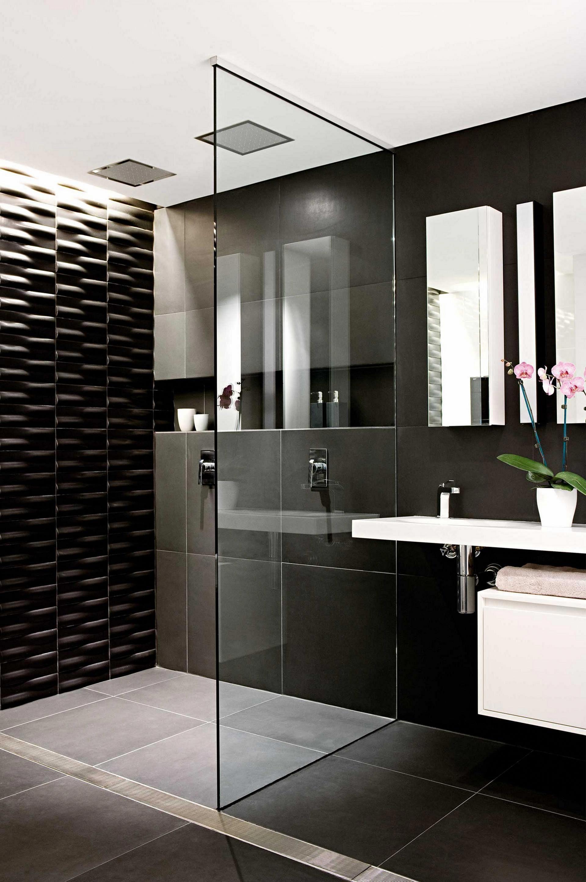 Luxurybathrooms Black Bathroom Bathroom Design Brown Bathroom Decor