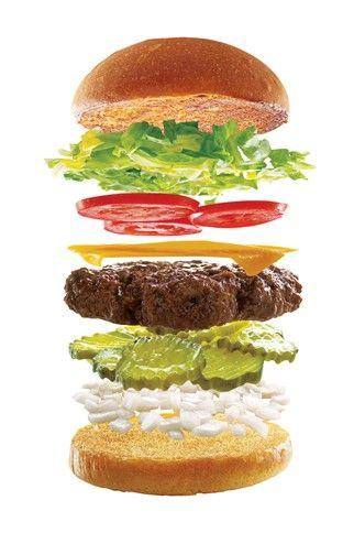 Рецепт гамбургера из макдональдса