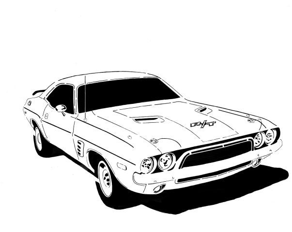 1973 challenger r t transportation user gallery scroll saw GTA 4 Mustang Mach 1973 challenger r t transportation user gallery scroll saw village