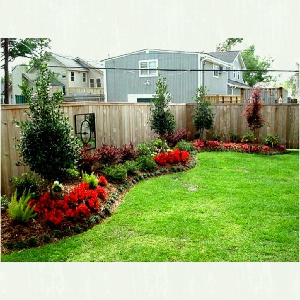 52 House Garden Ideas Garden House Ideas Easy Backyard Landscaping Landscaping Along Fence Large Backyard Landscaping Corner house backyard ideas