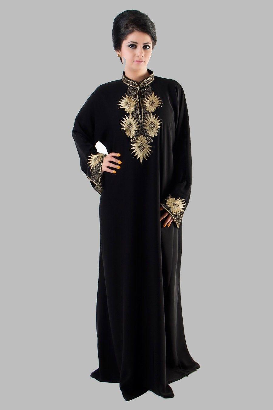 Pin By Meryem Boukhadda On Abaya Abaya Designs Latest Abaya Designs Fashion