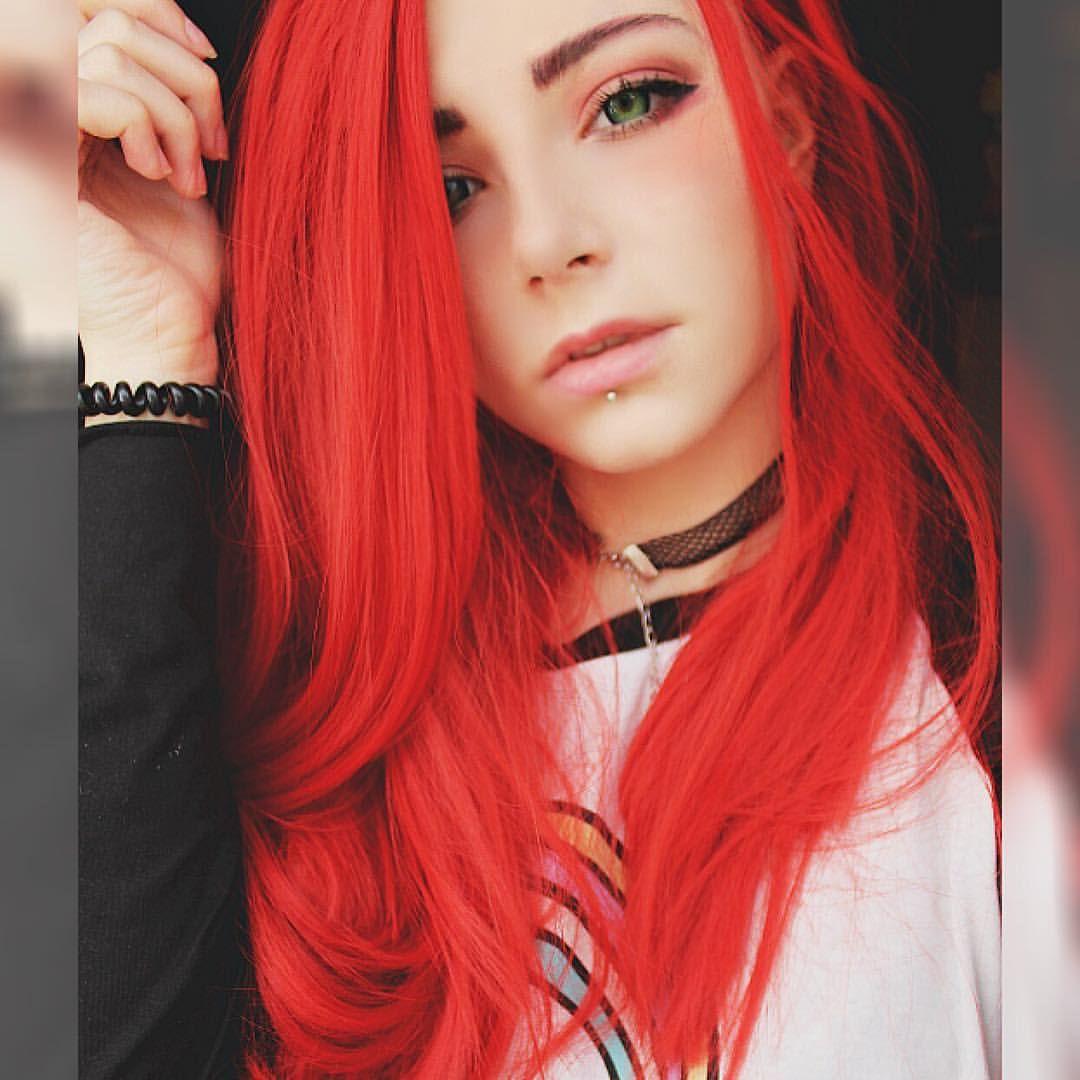 7 310 Likes 70 Comments Margarita Degtyareva Fatty Side On Instagram Ne Znayu Kak Vy A Ya Ochen Zhdala Osen Nade Long Hair Styles Hair Makeup Redheads