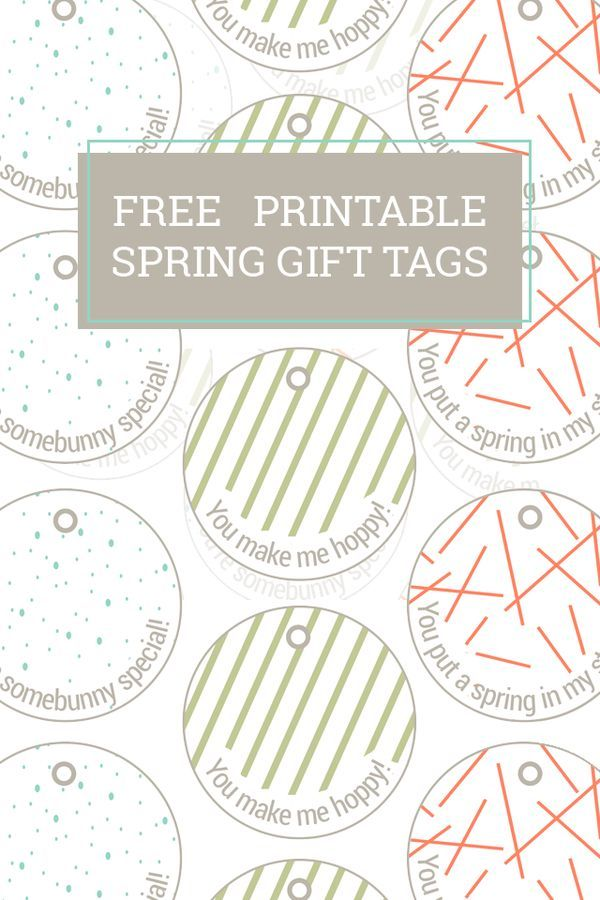 Free printable easter gift tags bunny puns holiday puns and free free printable easter gift tags download print cut this cute diy spring negle Choice Image