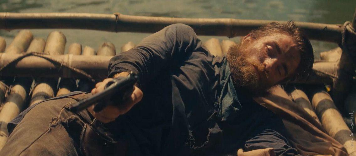 Capturas De Robert En El Video De The Lost City Of Z Robert Pattinson Ciudad Perdida Videos