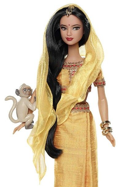 2012 Barbie Dolls of the World, India