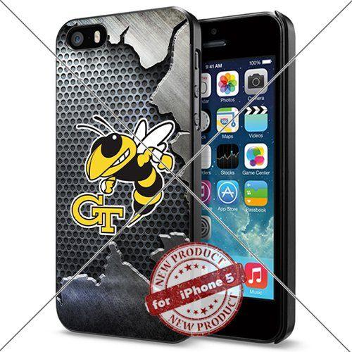 iPhone 5S Case, iPhone 5 Case NCAA Georgia Tech Yellow Ja... https://www.amazon.com/dp/B01J29DII0/ref=cm_sw_r_pi_dp_x_CGiwybAE43XKD
