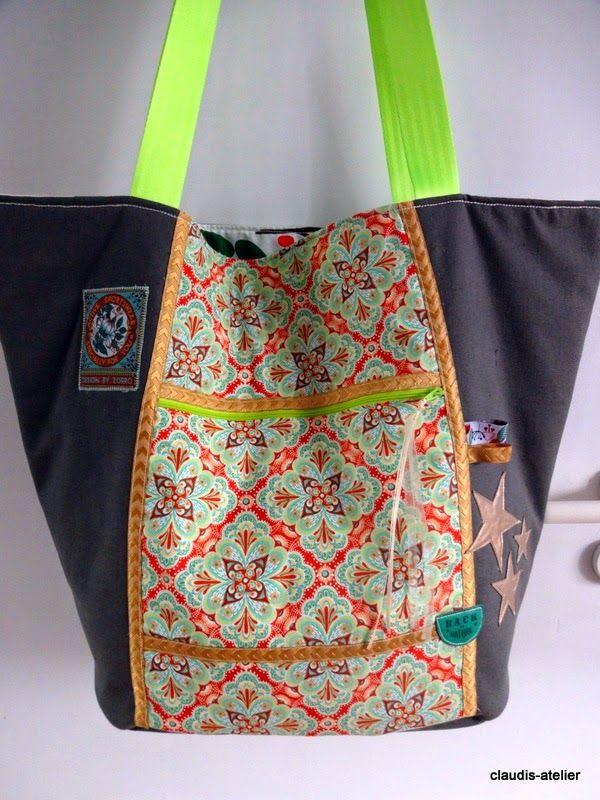 Markttasche ♥ Sew Along