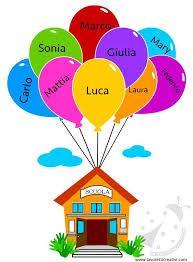 image result for addobbi scuola infanzia accoglienza