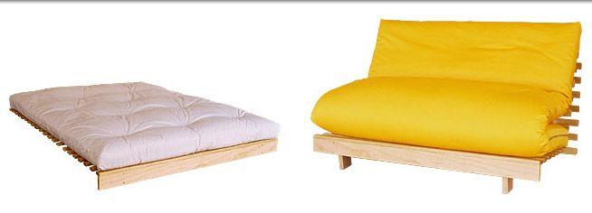 Devon Futon Sofa Bed Settee